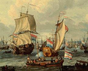 Nederland-Zuid-Afrika-VOC-Gebed