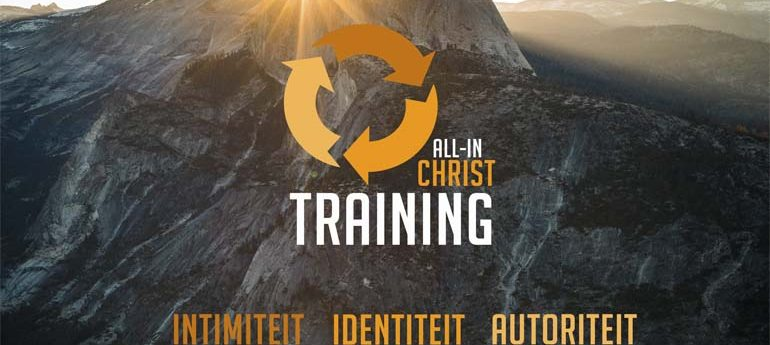 All-in Christ Training