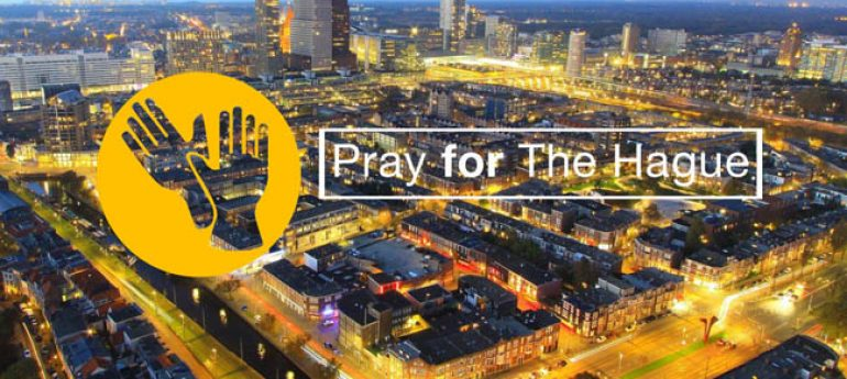 Pray for The Hague 'Adopt an hour'