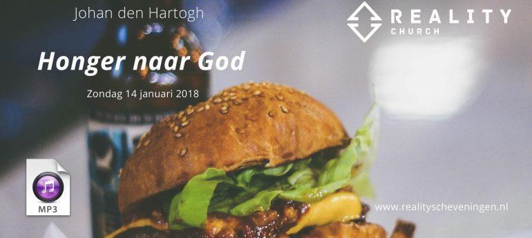 Beluister Mp3 – Honger naar God (de reden om te vasten)