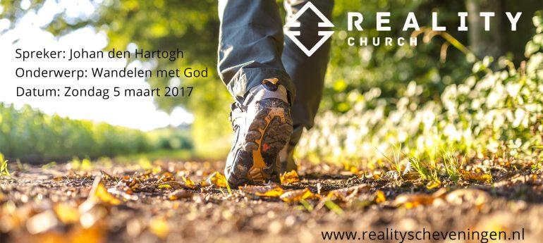 Beluister mp3 – Wandelen met God