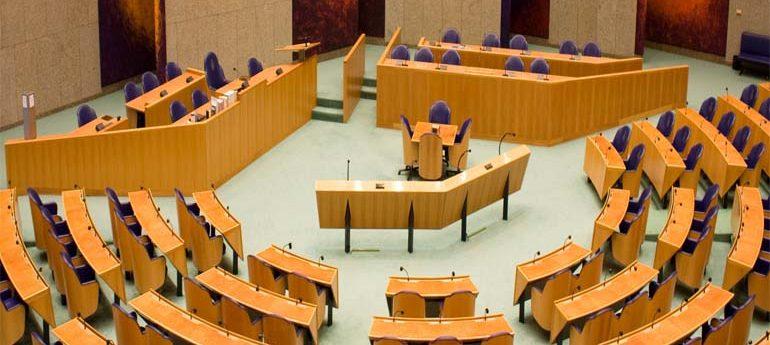 Unieke ervaring in de Tweede Kamer