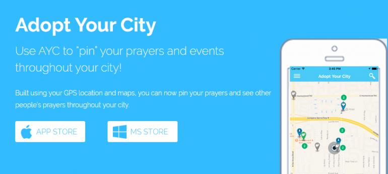 App Adopt your city